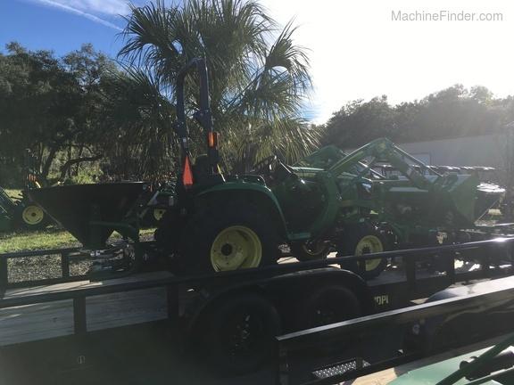 2018 John Deere 3032E - Compact Utility Tractors - John Deere MachineFinder