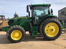 2009 John Deere 7830 - Row Crop Tractors - Marion, WI