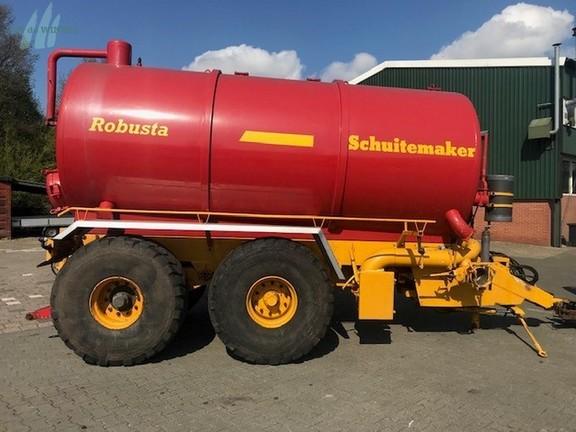 Schuitemaker Robusta 15m3 mesttank