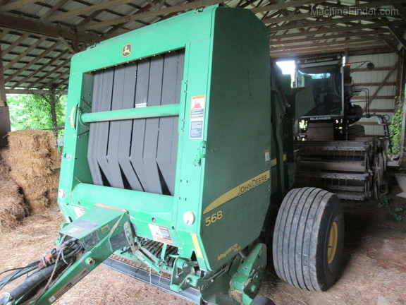 Sydenstrickers - Round Balers | Used Equipment | Sydenstrickers