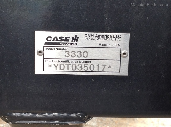 Photo of 2013 Case IH Patriot 3330