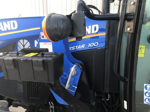 2018 New Holland PowerStar 100 Image 3