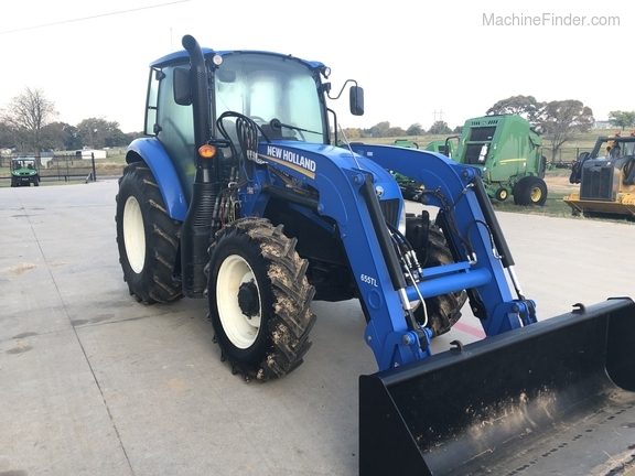 2018 New Holland PowerStar 100 Image 9
