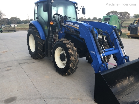 2018 New Holland PowerStar 100 Image 13