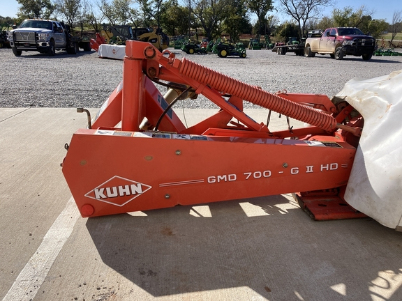 2010 Kuhn GMD 700 Image 8