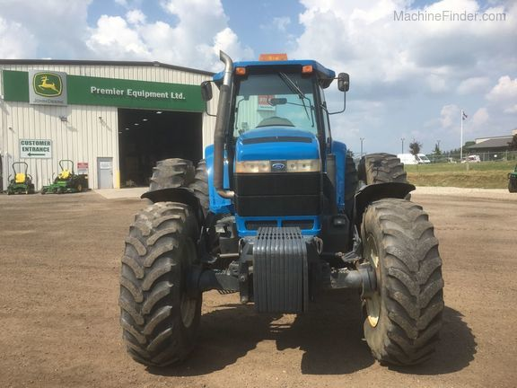 1996 New Holland 8770