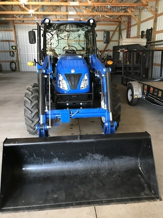 2019 New Holland Workmaster 55 Image 2