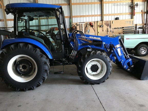 2019 New Holland Workmaster 55 Image 1