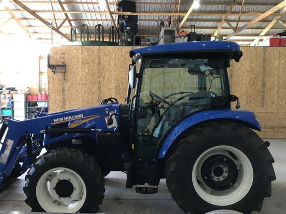 2019 New Holland Workmaster 55 Image 3
