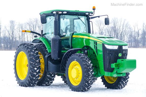 2013 John Deere 8260R-1