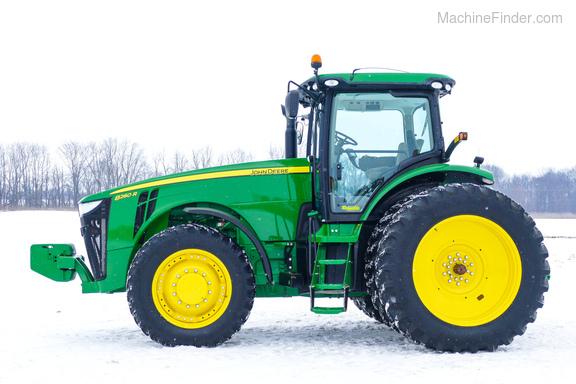2013 John Deere 8260R-5
