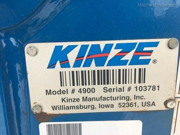 Photo of 2014 Kinze 4900