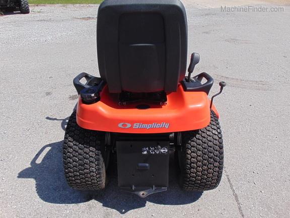 2011 Simplicity Conquest 23 - Lawn & Garden Tractors - John Deere  MachineFinder