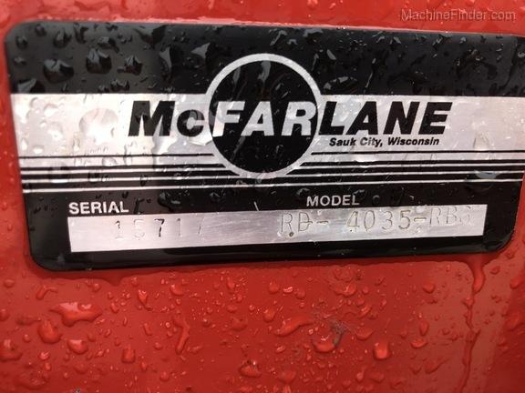 Photo of 2012 McFarlane RD4035