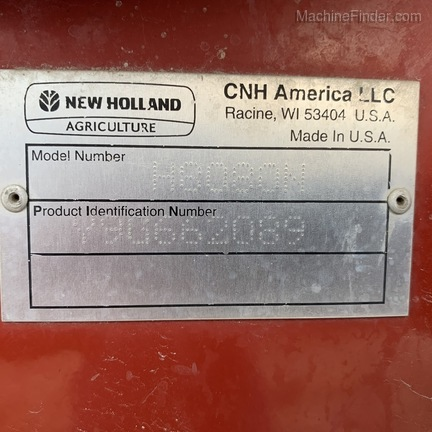 2009 New Holland H8080 Image 15