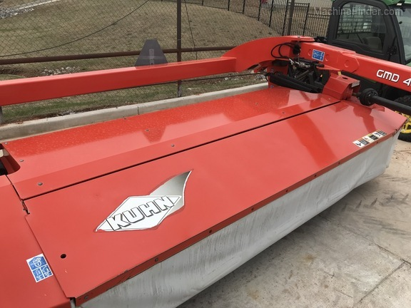 2013 Kuhn GMD4050TL Image 2