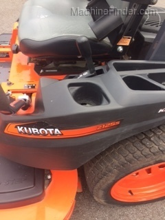 2017 Kubota z125s