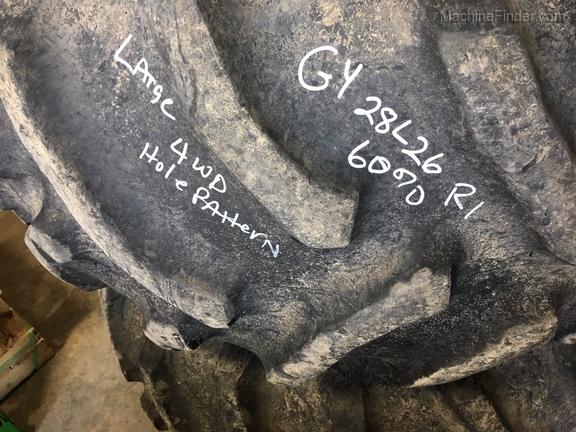 John Deere GY 28L26 T & W