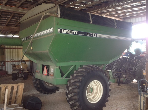 Photo of 1991 Brent 570