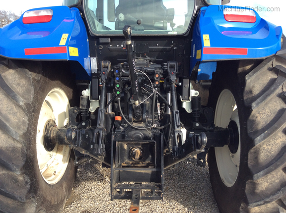 2018 New Holland T5.120 Image 5