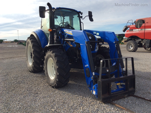 2018 New Holland T5.120 Image 2
