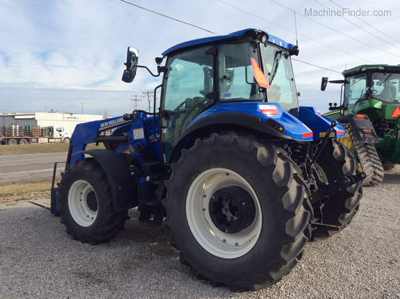 2018 New Holland T5.120 Image 3