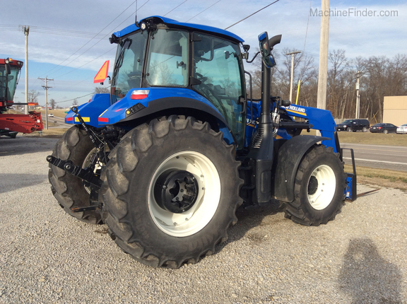 2018 New Holland T5.120 Image 6