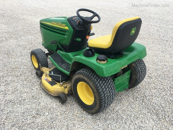 Photo of 2005 John Deere LX280