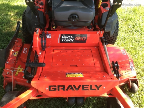Photo of 2018 Gravely Pro Turn 460