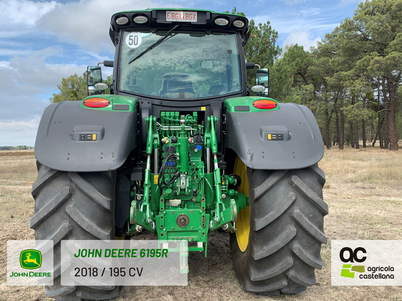 John Deere 6195R