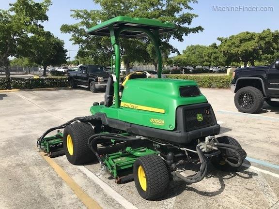 Pre-Owned John Deere 8700A in Boynton Beach, FL Photo 1