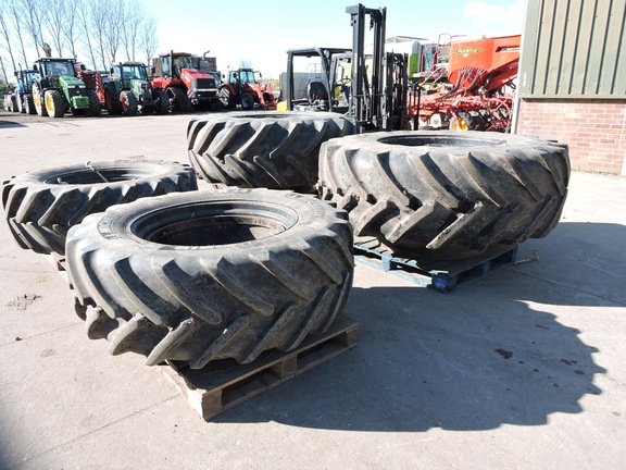 Stocks 650/85 x 38 and 540/65 x 34 Duals