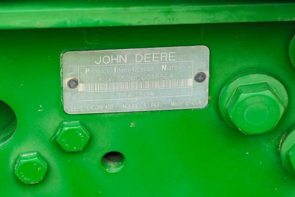 2003 John Deere 7520-20