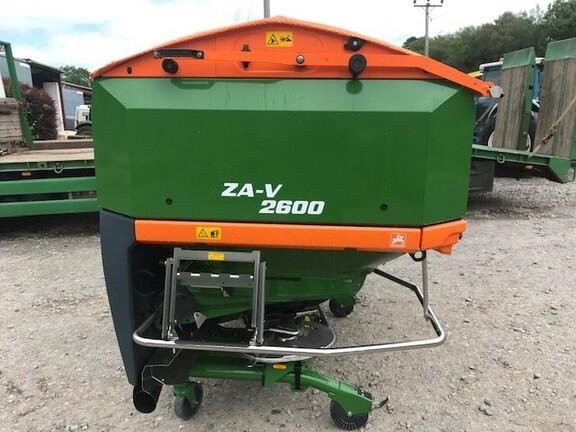 Amazone ZAV2600 PROFIS TRONIC