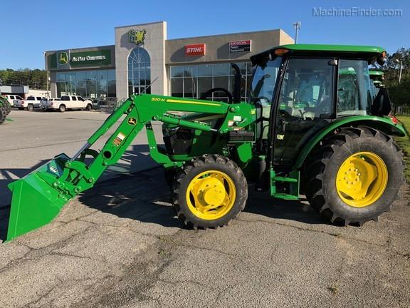 2018 John Deere 5065E - Utility Tractors - John Deere MachineFinder