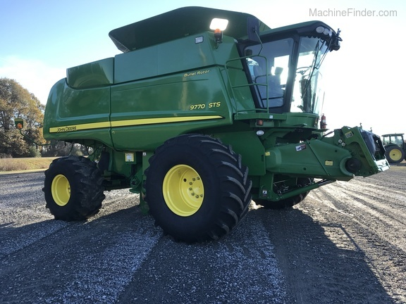 Photo of 2010 John Deere 9770 STS