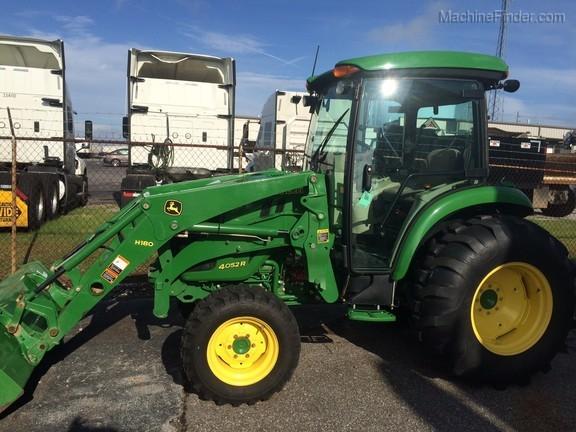2016 John Deere 4052R