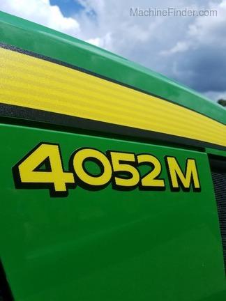 2019 John Deere 4052 M
