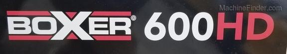 2019 Boxer 600HD