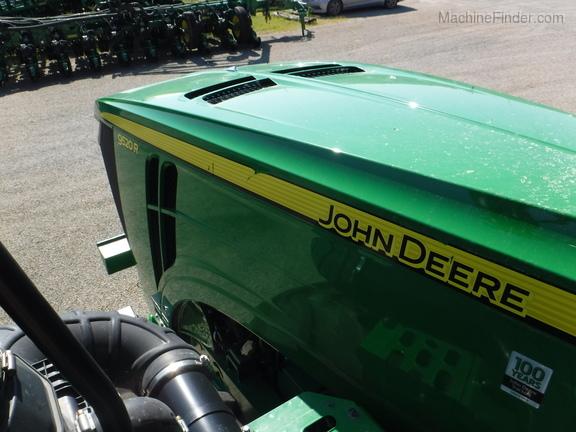 John Deere 9520R