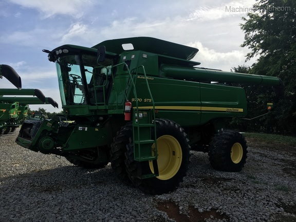 Photo of 2008 John Deere 9770 STS