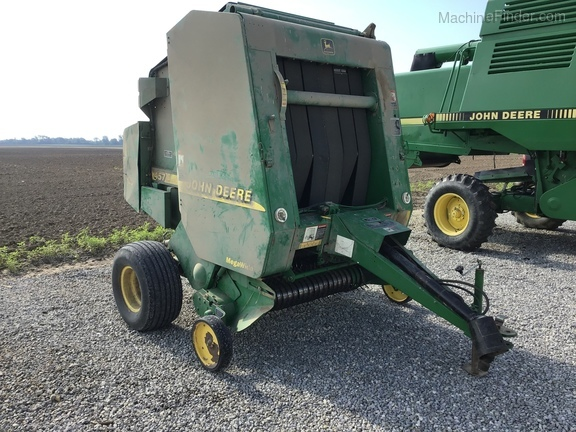 2001 John Deere 457 - Round Balers - Coldwater, OH