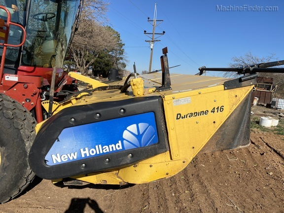 2012 New Holland H8060 Image 7