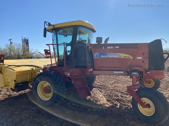 2012 New Holland H8060 Image 3