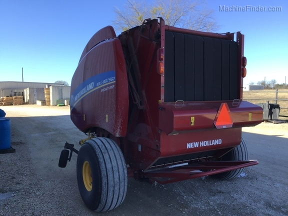 2018 New Holland Rollbelt 560 Image 15