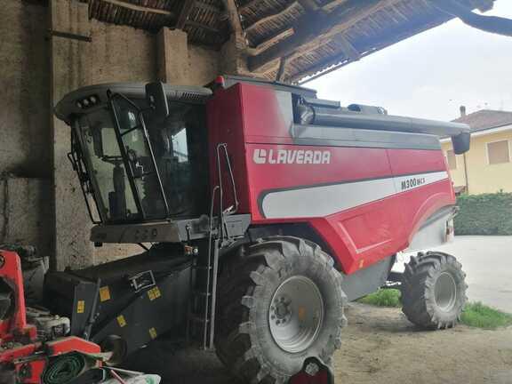 Laverda M300 MCS