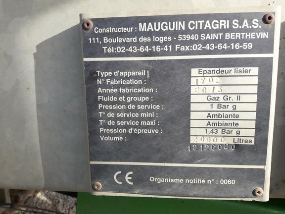 Mauguin EL 20000