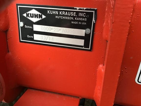 2014 Kuhn Krause 8000-13