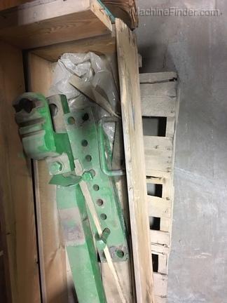 John Deere R297781 Cat III drawbar