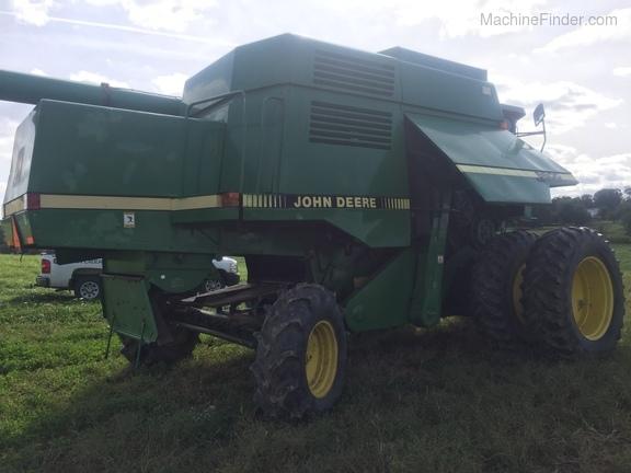 1990 John Deere 9500
